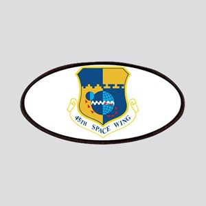 45th Space Wing Crest Patch