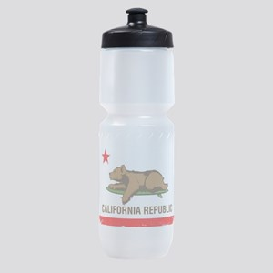 Surfing CA cub Sports Bottle