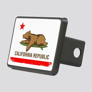 Surfing CA cub Rectangular Hitch Cover