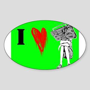 ILRH Sticker