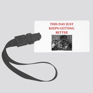 rotten day Luggage Tag