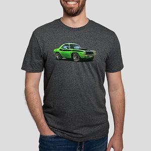 BabyAmericanMuscleCar_70CHLGR_green T-Shirt