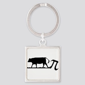 Cow Pie Keychains