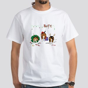 Nothin' Butt A Beagle Xmas T-Shirt