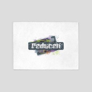 Paducah Design 5'x7'Area Rug