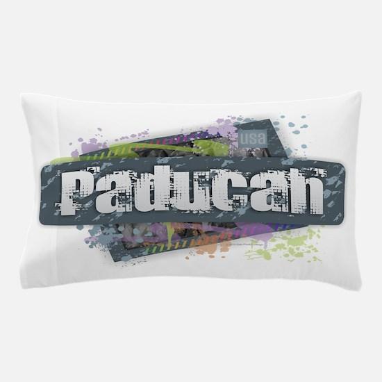 Paducah Design Pillow Case