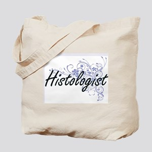 Histologist Artistic Job Design with Flow Tote Bag