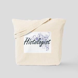 Histologist Artistic Job Design with Flow Tote Bag