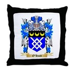 O'Hood Throw Pillow