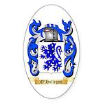 O'Hollegan Sticker (Oval 10 pk)