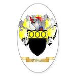 O'Hogan Sticker (Oval)