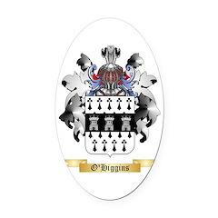 O'Higgins Oval Car Magnet
