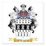 O'Higgins Square Car Magnet 3