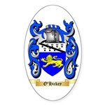 O'Hickey Sticker (Oval 10 pk)