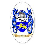 O'Hickey Sticker (Oval 50 pk)