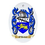 O'Hickey Oval Ornament
