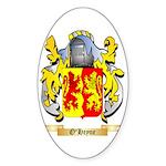 O'Heyne Sticker (Oval)