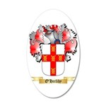 O'Herlihy 20x12 Oval Wall Decal
