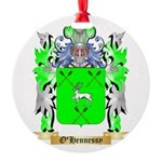 O'Hennessy Round Ornament