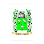 O'Heffron Sticker (Rectangle 10 pk)
