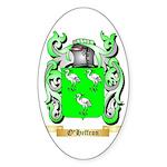 O'Heffron Sticker (Oval 50 pk)