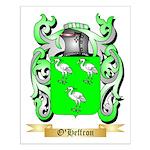 O'Heffron Small Poster