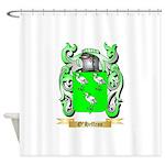 O'Heffron Shower Curtain