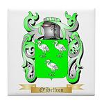 O'Heffron Tile Coaster