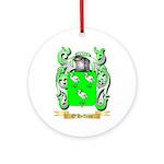 O'Heffron Round Ornament