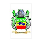 O'Heffernan Sticker (Rectangle 10 pk)