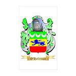 O'Heffernan Sticker (Rectangle 50 pk)