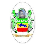 O'Heffernan Sticker (Oval)