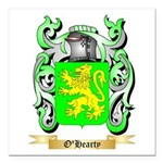 O'Hearty Square Car Magnet 3