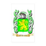 O'Hearty Sticker (Rectangle 10 pk)