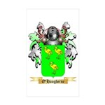 O'Haugherne Sticker (Rectangle 10 pk)