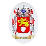 O'Hart Oval Ornament