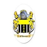 O'Harney Oval Car Magnet