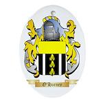 O'Harney Oval Ornament