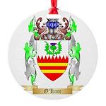 O'Hare Round Ornament