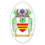 O'Hare Sticker (Oval)