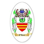 O'Hare Sticker (Oval 10 pk)
