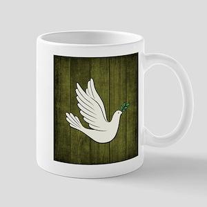 DOVE OF PEACE Mugs