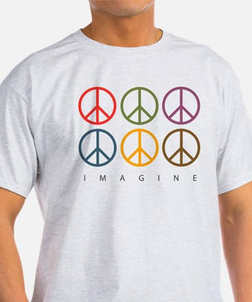 Cute Peace imagine T-Shirt