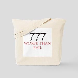 777 Tote Bag