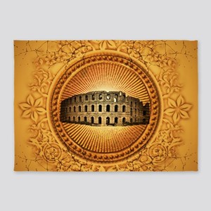 The Colosseum 5'x7'Area Rug
