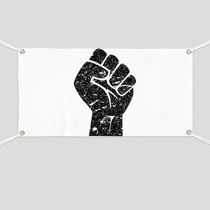 Fist Banner