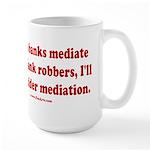Mediation Large Mug