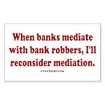 Mediation Sticker (Rectangle)