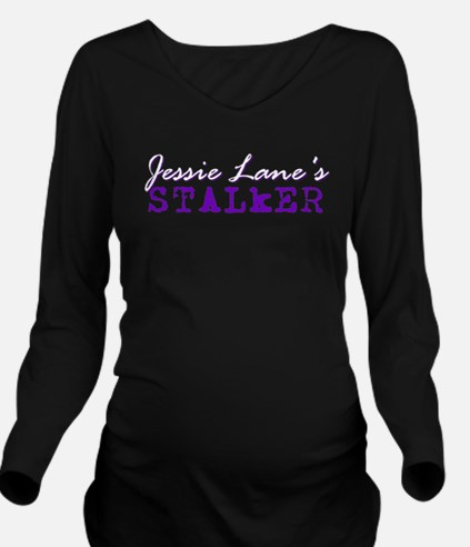 Unique Big swag Long Sleeve Maternity T-Shirt