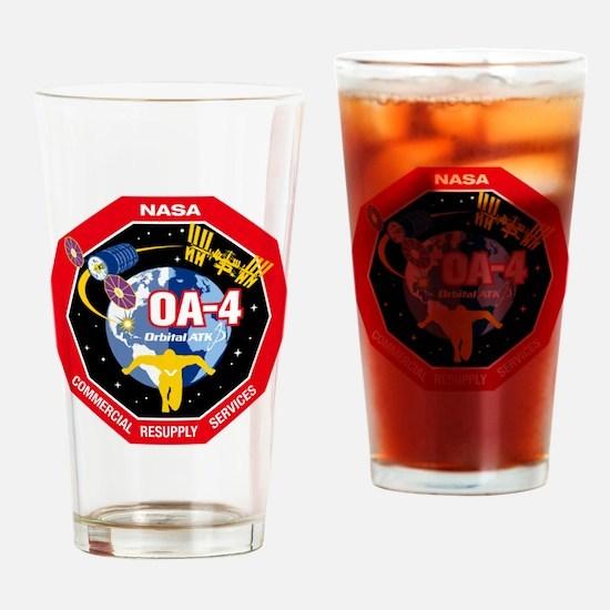 NASA OA-4 Drinking Glass